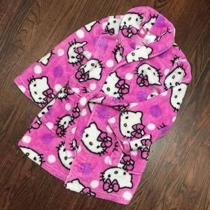Dondolo Hello Kitty.Girls 6 6x Hello Kitty Robe